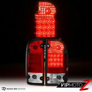 Red clear brightest Smd Tail Light For 1995 00 Tacoma Pickup Trd V6 3 4 2 4wd