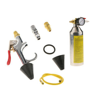1 4 Ac Air Conditioning Line System Flush Canister Gun Kit R134a R12 For Auto
