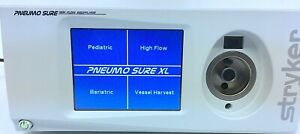 Stryker Pneumosure Xl 45 Liter High Flow Insufflator With Yoke Hose
