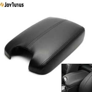 Armrest Center Console Lid Cover Leather For Honda Accord Crosstour 2008 2012