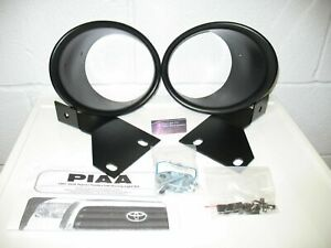Piaa 540 Driving Lights Mounting Hardware For 2007 2008 2009 2010 Toyota Tundra