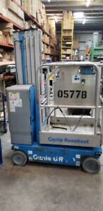 Genie Gr 20 Self Drive Manlift