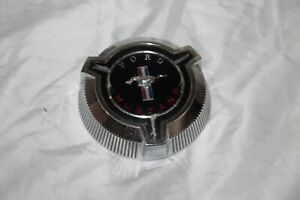 Vintage 1967 Ford Mustang Gas Cap
