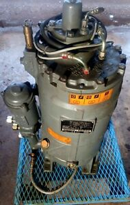 Atlas Copco ga45vsd Oil air Seperator Vessel 2011 60hp R s Compressor