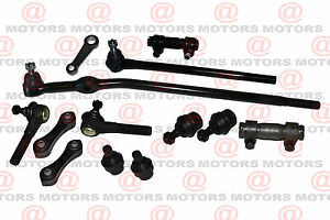 Replacement Chassis Parts Ford Ranger Rwd Pitman Arm Tie Rods Ball Joints New