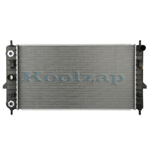 05 06 Chevy Cobalt 04 07 Saturn Ion 2 0l Supercharged 1 Row Radiator Assembly