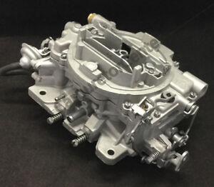 1970 Plymouth Carter Avs Carburetor Remanufactured