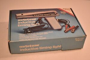 Vintage Auto Tune 4120 Inductive Timing Light Nos Nib