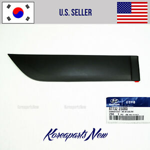 Rear Door Molding Right Passn 877322s000 genuine Fits Hyundai Tucson 2011 2015