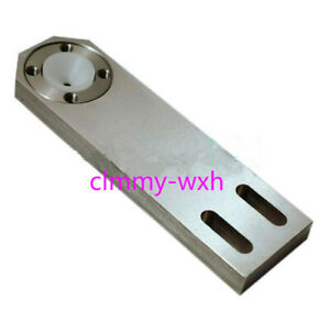 New Punch Machine Guide 6mm Fixed Bracket Stainless Plate Fixture Clamp 6mm 8mm