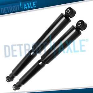 Chevy Suburban 1500 Tahoe Shock Absorbers For Both Rear Driver Passenger Sides