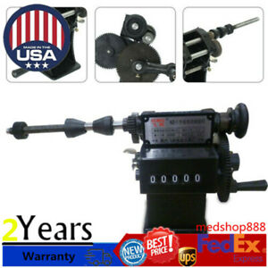 Manual Coil Winder Hand operated Winding Machine Number Counting 0 99999 Usa
