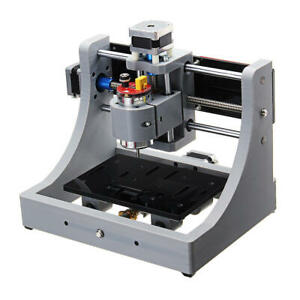 1208 3 Axis Mini Assembled Cnc Router Wood Pcb Milling Engraving Machine Diy Eng