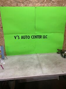 2011 Honda Civic Si Coupe Front Rear Left Right Black Cloth Oem