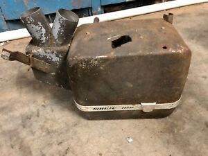 Ford Majic Air Heater And Diffuser 1949 1951