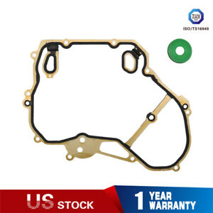 Timing Cover Gasket For 04 16 Buick Chevrolet Gmc Pontiac Saturn 2 0l 2 2l 2 4l