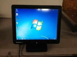 Pioneerpos Asterixtouch x5 Asterix X5 Windows Pos 7 Monitor No Back Panel