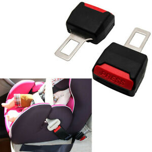 Car Suv Seat Safety Belt Buckle Extender Alarm Eliminator For Ford Ram Chevy Gmc