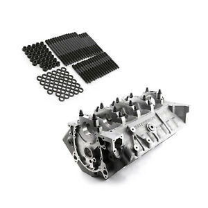 Chevy Sb 350 B 4 000 Dh 9 025 Aluminum Engine And Head Stud Combo