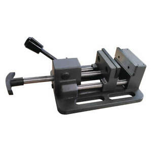 Dayton 3 Quick release Vise With Fixed Base 4tk06