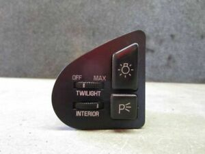 1998 Oldsmobile 88 Eighty Eight Headlight On off Switch