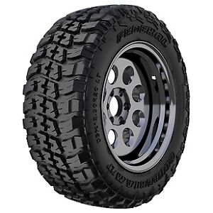 2 New federal Couragia M t Mt Lt265 70r17 265 70 17 2657017 Owl 10 Ply Tires