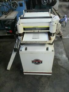 Jet Jwp 15csw Woodworking Planer_as is_unique By Model Number_best Deal_ltd