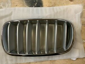 Bmw F15 X5 F16 X6 Genuine Oem Grills Grilles 2014 2018 both Pair