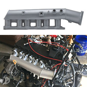 Aluminum Intake Manifold Turbo Manifold For Vw Vr6 2 8 And 2 9 It 04