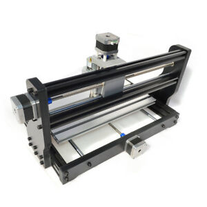 Diy Cnc 3018pro Cnc Laser Engraving Router Pcb Milling Cutting Marking Machine