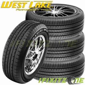 4 Westlake Rp18 All Season M S Traction 175 70r14 84t Sl 500aa Touring A S Tires