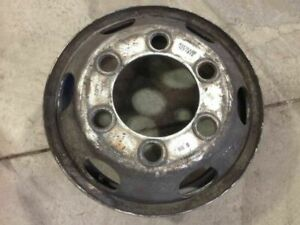 1999 Fuso 16 5 Steel 6 Lug Wheel Only 16186