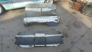 1956 1955 Packard Front Rear Seats Power Bench 400 Caribbean Free U S Shipping