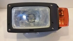John Deere Oem Head Lamp Light 4649647 For Jd Excavator 190dw 220dw Hitachi New