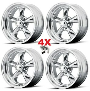 18 Chrome Wheels Rims American Chevrolet Gmc Trucks Torq Thrust