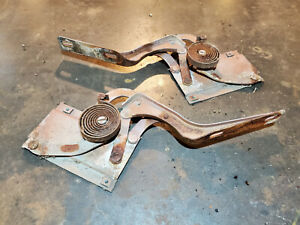 1956 1955 Packard 400 Trunk Hinges Free U s Shipping