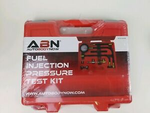 Abn Autobodynow 8909 Fuel Injection Pressure Test Kit New Sealed