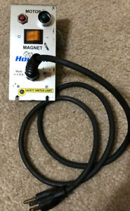 Hougen Magnetic Drill Control Panel Assembly Hmd 914 W Cable