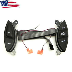 Steering Wheel Cruise Control Switch For Ford Explorer Ranger F87z 9c888 Bb