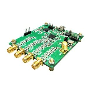 Ad9959 4 channel Dds Module Rf Signal Generator At Commands Serial Output Am Tps