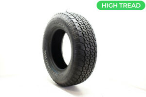 Used 265 70r17 Bfgoodrich Rugged Trail T A 113t 12 5 32