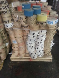 Gummed Tape Reinforced misprints 1 Cs 10 Rolls 52 00 Cs 5 20 Rl Free Ship
