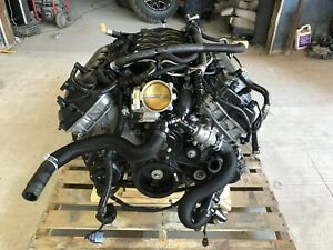 2016 Mustang 5 0 Coyote Complete Engine 6 Speed Manual Pull Out Mt82 26k Miles