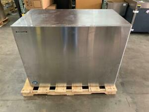 Used Hoshizaki Km 1900swh3 Crescent Cuber Water Cooled 208 230v 3ph