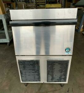 Used Hoshizaki F 330bah c Air cooled Undercounter Flaker Ice Maker 115v