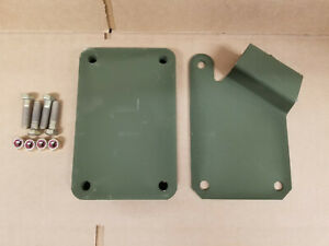 M151 Parts Jerry Can Fuel Can Side Mounting Bracket Kit Lh Nos