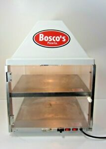 Wisco 680 1 Food Warmer Cabinet Case Food Oven Pizza Display Bosco s