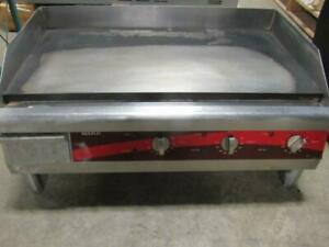 30 Avantco Electric Commercial Countertop Steel Flat Top Griddle Grill