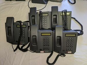 Lot Of 5 Polycom Cx300 Usb Voip Phone 2705 09 1110 Revc W Stand