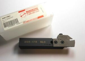 Manchester Indexable Cut Off Toolholder Nl 0 02433167